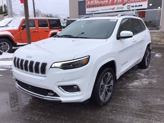 2020 Jeep Cherokee OVERLAND 4X4 / LEATHER / PANO ROOF / TOW PKG SUV