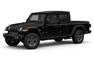 2020 Jeep Gladiator Rubicon 4x4 Truck Crew Cab