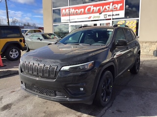 2019 Jeep Cherokee ALTITUDE 4X4 / V6 / TOW PGK / BLIND SPOT DETECTION SUV