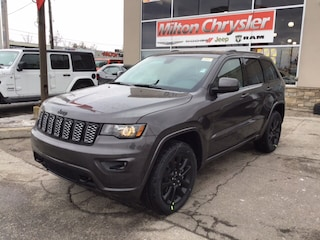 2019 Jeep Grand Cherokee ALTITUDE 4X4 / ALL WEATHER GRP / SUNROOF / TOW GRP SUV