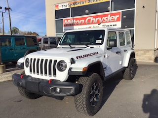 2020 Jeep Wrangler UNLIMITED RUBICON / HEATED SEATS AND STEERING / RE SUV