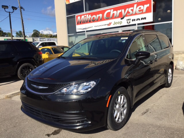 2018 Chrysler Pacifica LX / DVD/BACK UP CAM Van