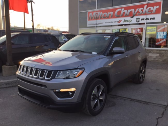 d'occasion 2018 jeep compass north à vendre | milton on