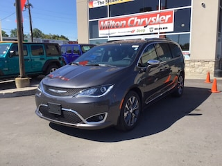2020 Chrysler Pacifica LIMITED 35TH ANNIVERSARY/TOW PKG/NAV/DVD/HARMON KA Van