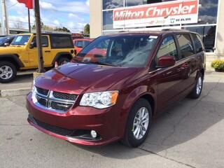2019 Dodge Grand Caravan PREMIUM PLUS / NAV / DVD / POWER SLIDING DOORS / Van