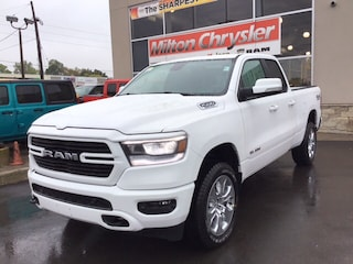 2020 Ram 1500 BIG HORN 4X4 / NAV / LEVEL 2 / OFF-ROAD GRP Truck Quad Cab