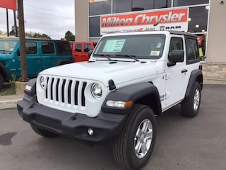 2020 Jeep Wrangler SPORT S 4X4/LED HEADLAMPS/COLD WEATHER GRP SUV