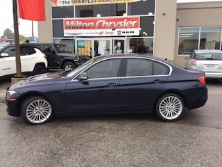 2015 BMW 320i XDRIVE|LEATHER|NAVIGATION|SUNROOF Sedan