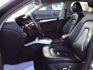 2015 Audi A4 2.0T Komfort plus Sedan