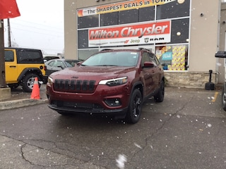 2019 Jeep Cherokee ALTITUDE 4X4 / COLD WEATHER GRP / PANO ROOF / TOW SUV