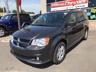 2020 Dodge Grand Caravan CREW PLUS / DVD/NAV/SAFETY GRP Van