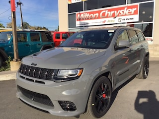 2020 Jeep Grand Cherokee SRT 4X4 / TOW GROUP / PANO ROOF / HIGH PERF AUDIO & BRAKES SUV