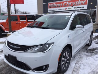 2020 Chrysler Pacifica Hybrid LIMTED / PANO ROOF / UCONNECT THEATRE / ADVANCED S Van