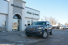 2021 Jeep Cherokee North 4x4