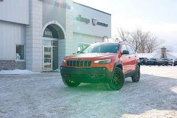 2021 Jeep Cherokee SUV