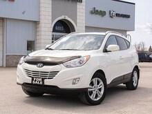 2011 Hyundai Tucson FWD  I4 Auto GL Sport Utility