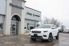 2021 Jeep Cherokee High Altitude 4x4