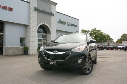 2011 Hyundai Tucson AWD  I4 Auto Limited Sport Utility