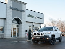 2016 Jeep Cherokee 4WD  Trailhawk Sport Utility