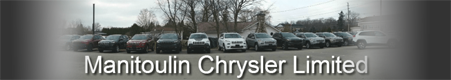Manitoulin Chrysler Limited