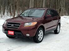 2009 Hyundai Santa Fe AWD  3.3L Auto Limited Sport Utility