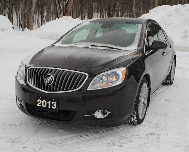 2013 Buick Verano Sdn Leather Car