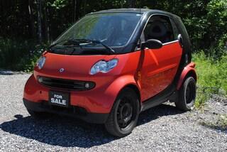 2006 Smart Fortwo Cpe Pure Car