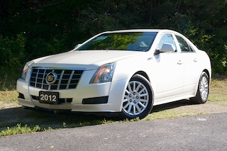 2012 Cadillac CTS Sedan Sdn 3.0L AWD Car