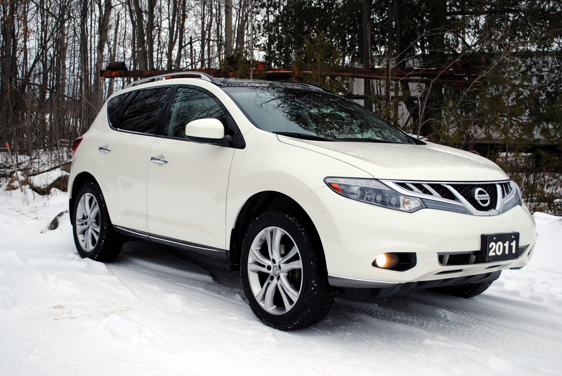 2011 Nissan Murano AWD  LE Sport Utility
