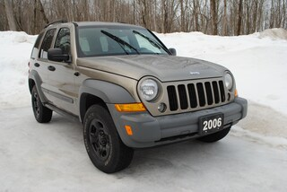 2006 Jeep Liberty Sport 4WD Sport Utility