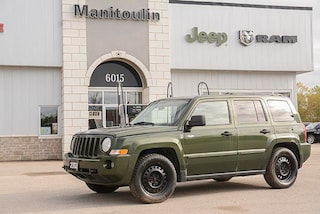 2008 Jeep Patriot Sport Utility