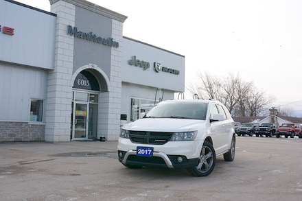 2017 Dodge Journey AWD Crossroad Sport Utility