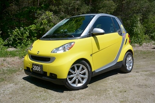 2008 Smart Fortwo Cabriolet Passion Convertible