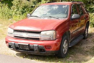 2002 Chevrolet Trailblazer 4WD LT Sport Utility