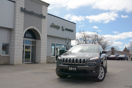 2014 Jeep Cherokee 4WD  North Sport Utility