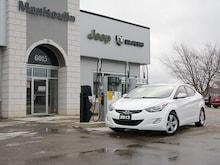 2013 Hyundai Elantra Sdn Man GLS SDN
