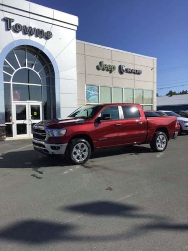 2019 Ram All-New 1500 Big Horn CREW CAB PICKUP