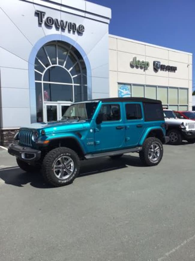2019 Jeep Wrangler Unlimited Unlimited Sahara Convertible