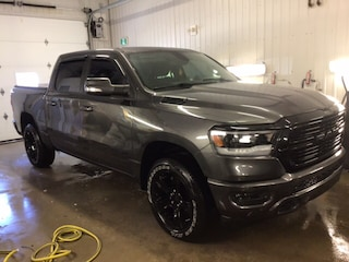2020 Ram 1500 Big Horn Night Edition CREW CAB PICKUP
