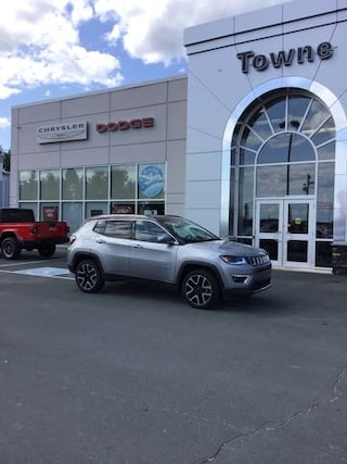 2019 Jeep Compass Limited SPORT UTILITY