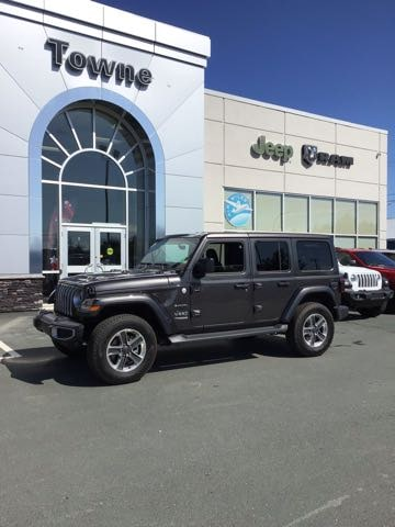 2019 Jeep Wrangler Unlimited Unlimited Sahara SPORT UTILITY