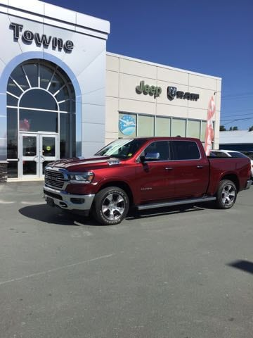 2019 Ram All-New 1500 Laramie CREW CAB PICKUP