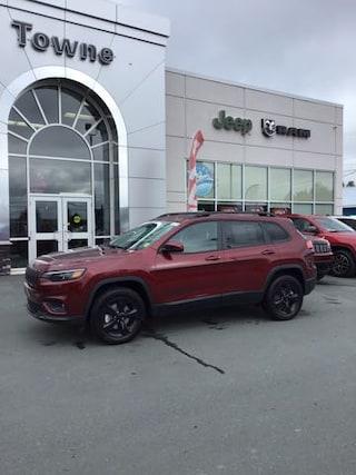 2020 Jeep Cherokee North SPORT UTILITY