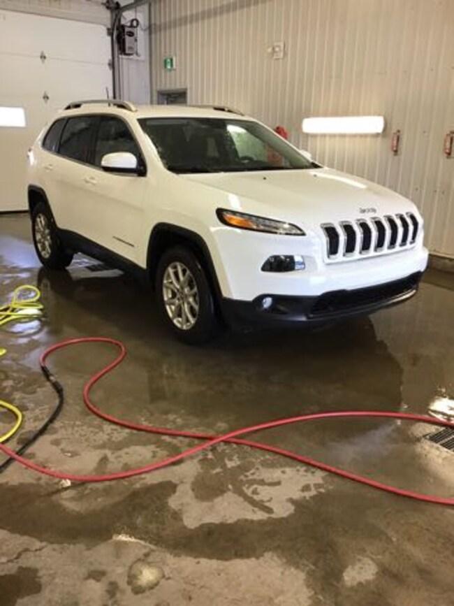 2018 Jeep Cherokee North 4x4 SPORT UTILITY