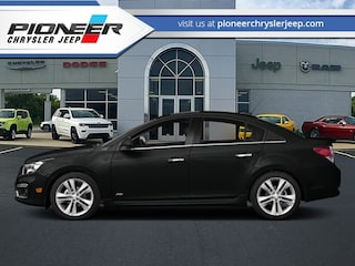 2015 Chevrolet Cruze 1LT - Bluetooth -  Siriusxm Sedan