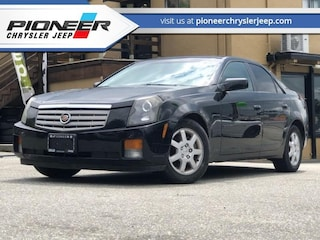 2005 Cadillac CTS CTS -  - Sunroof - Power Windows Sedan
