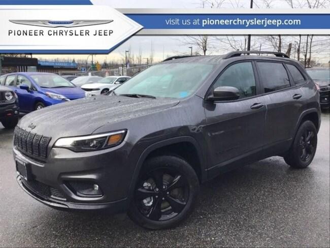 2019 Jeep Cherokee North - Bluetooth -  Fog Lamps SUV
