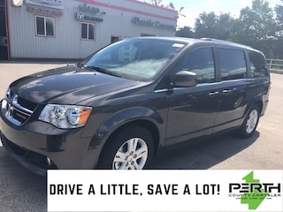 2020 Dodge Grand Caravan Crew Plus | Leather | DVD | Navigation | Van