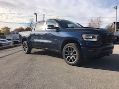 2020 Ram 1500 Crew Cab : Leather: 12' Screen: 22