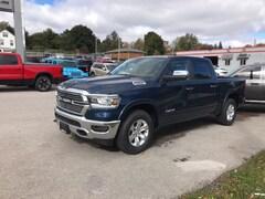 2019 Ram All-New 1500 Laramie | HEMI | 8 SPEED | Leather | Trailer Tow Truck Crew Cab